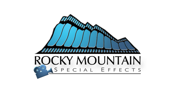 Greg Poole logo design: Rocky Mountain Special Effects